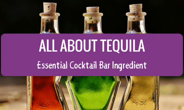 All About Tequila – Essential Cocktail Bar Ingredient