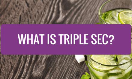 What is Triple Sec?