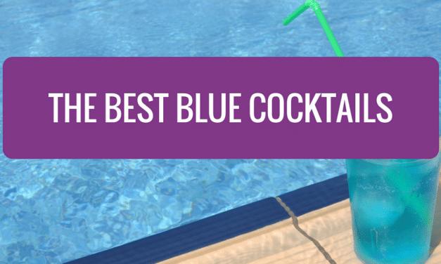 The Best Blue Cocktails