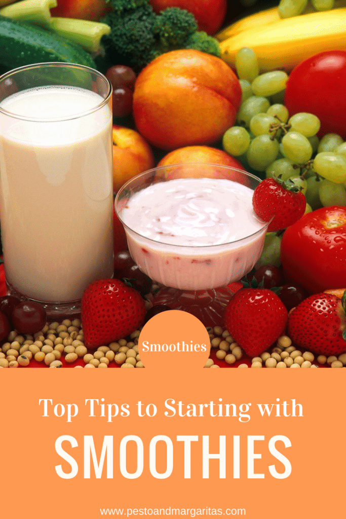 Smoothies are a great way to get all the benefits of fruit and vegetables into a simple drink. But where should you start?