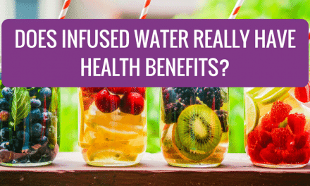 Does Infused Water Really Have Health Benefits?
