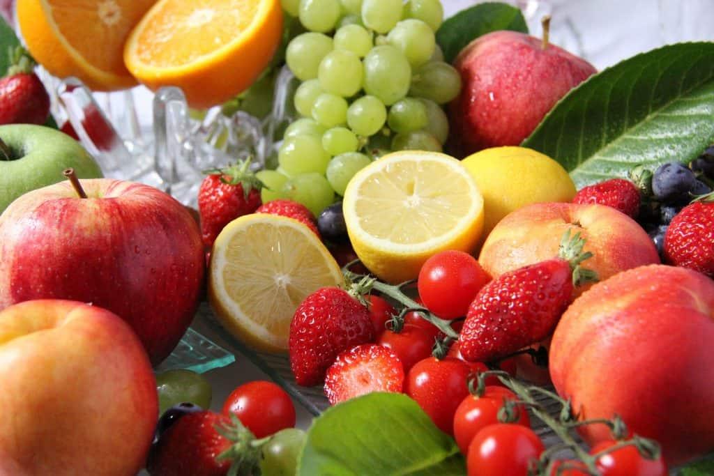 nectarines fruit salad