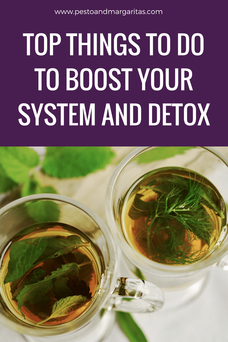 Lots of us talk about a detox in January after the excess of Christmas but you can really do it at any time.  There are also certain foods and drinks that help with the process and even help certain parts of the body more than others.  Click to find out which