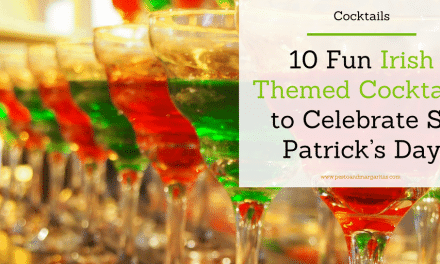 10 Fun Irish Themed Cocktails to Celebrate St Patrick's Day