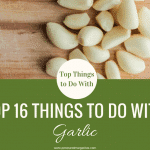 Top 16 Things to Do with Garlic
