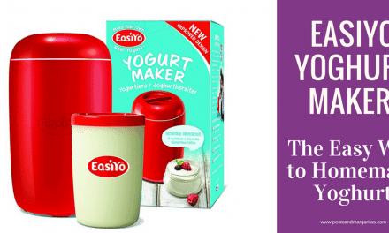 Easiyo Yoghurt Maker – The Easy Way to Homemade Yoghurt