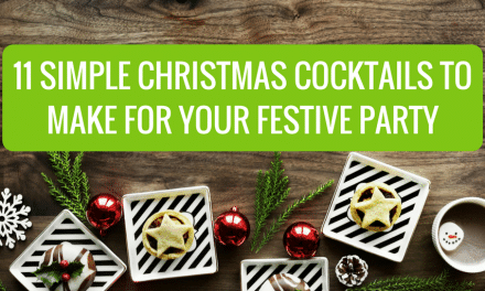 11 Simple Christmas Cocktails to Make for Your Festive Party