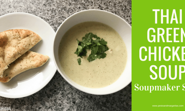 Thai Green Chicken Soup – Soupmaker Style