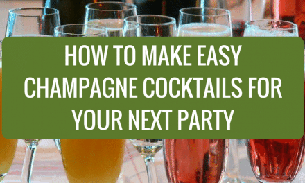How to Make Easy Champagne Cocktails for Your Next Party