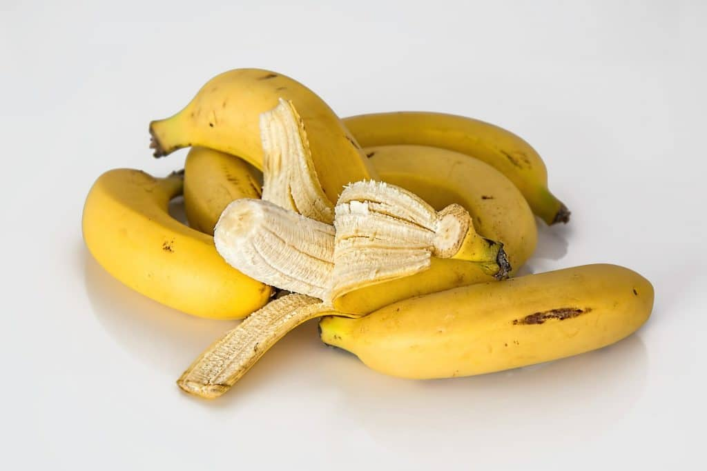 banana - get smoothies in your diet