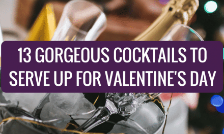 13 Gorgeous Cocktails to Serve Up for Valentine's Day