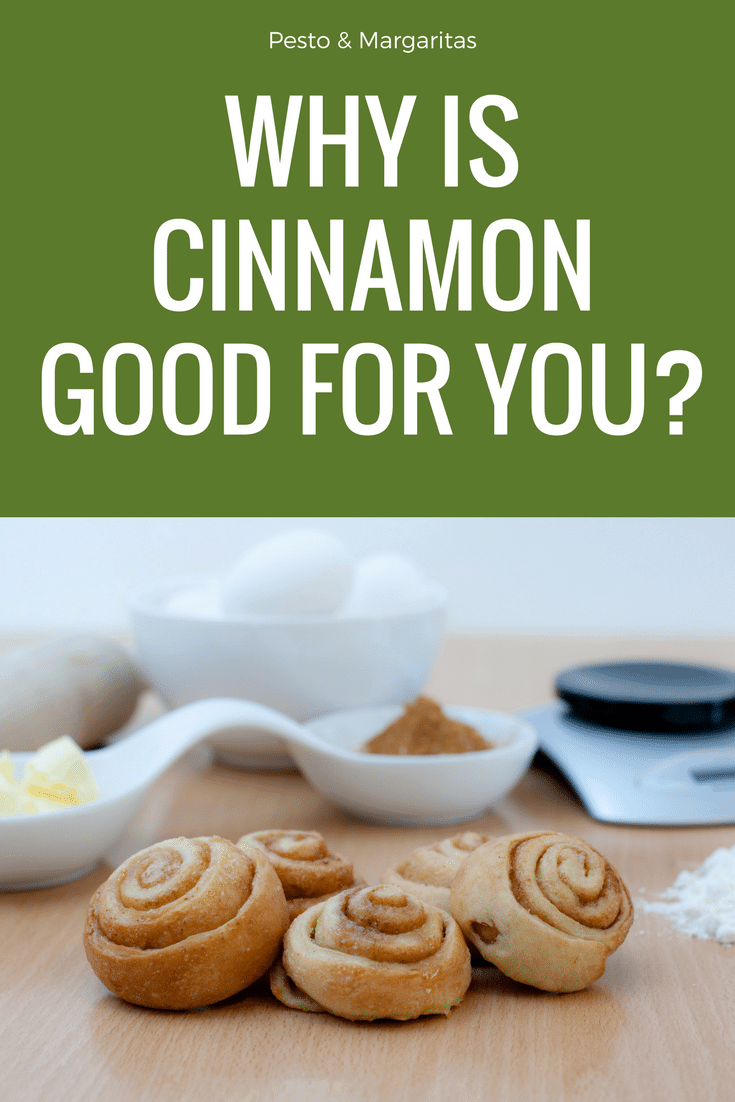 Cinnamon benefits have been known for generations.  This popular spice can be used in many dishes including cinnamon tea, cinnamon buns and cinnamon rolls.  Cinnamon sticks and ground cinnamon are the most common ways to find it – but how is it good for you? #cinnamon #cinnamonrolls #cinnamonbenefits