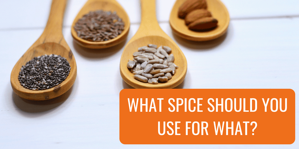 What Spice Should You Use for What?