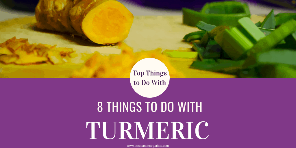 8 Things to Do With Turmeric
