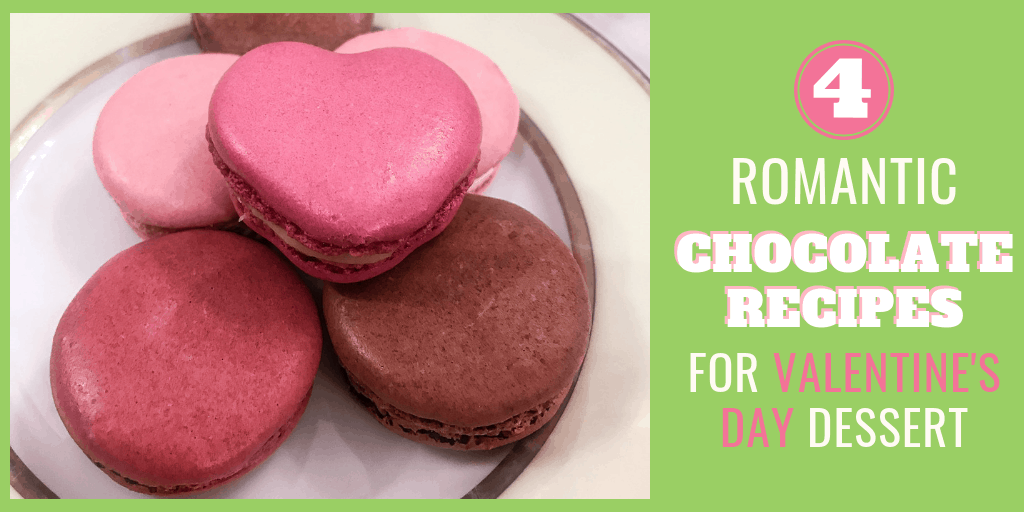 4 Romantic Chocolate Recipes For Valentine S Day Desserts Pesto